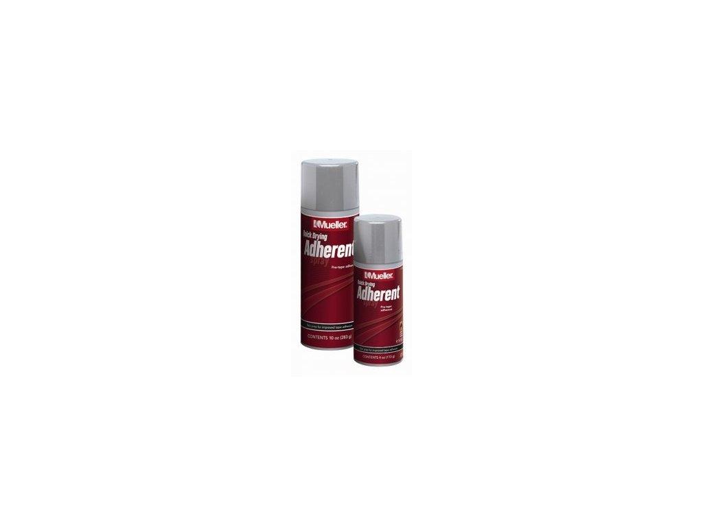 MUELLER Quick Drying Adherent Spray (Q.D.A.), lepidlo v spreji, veľké