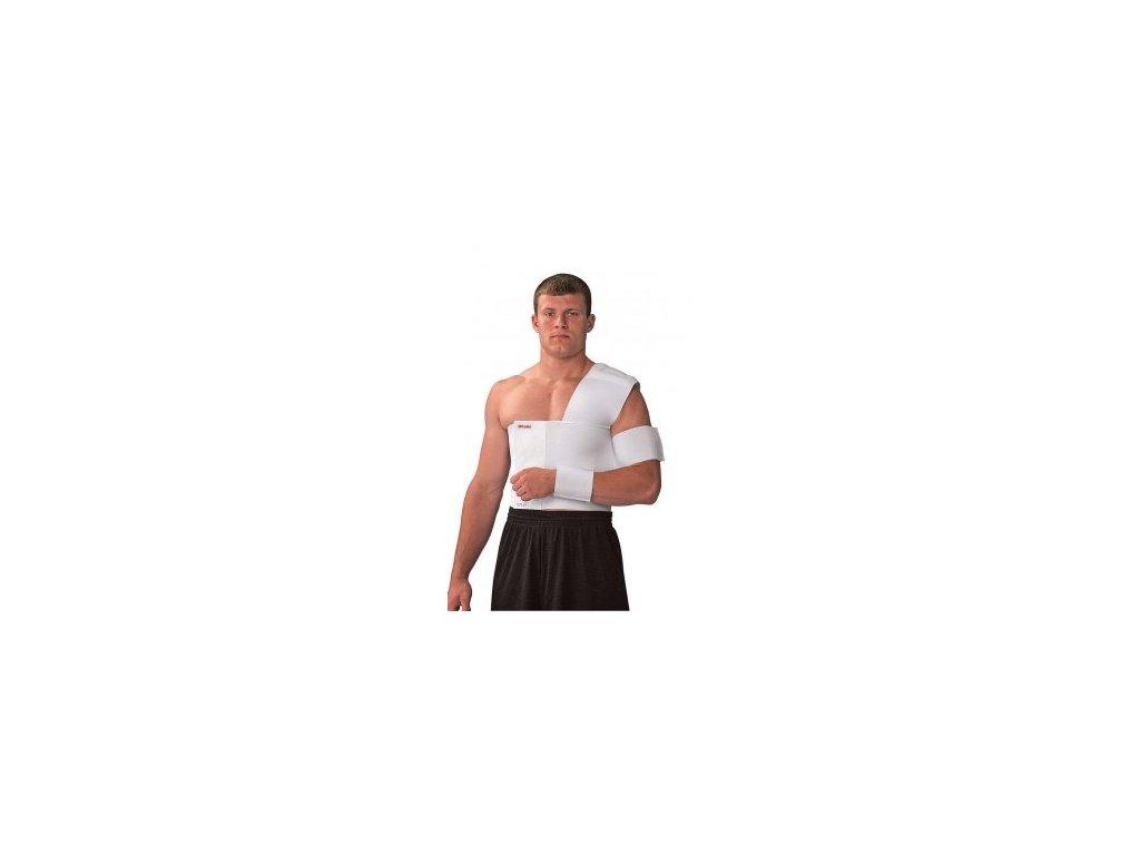 MUELLER Shoulder Brace, bandáž na rameno