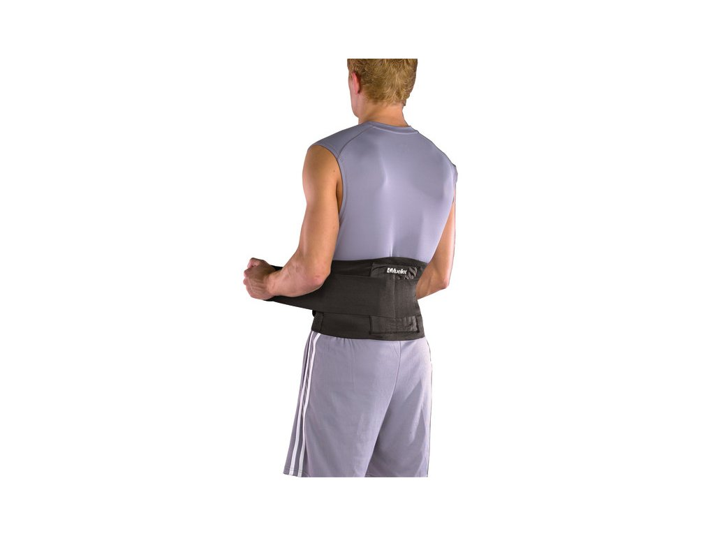 MUELLER® Adjustable Back Brace, bedrový pás