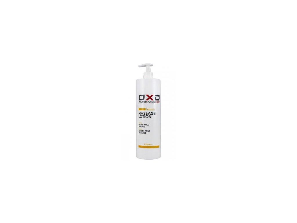 OXD masážna emulzia Citrón - 1000 ml