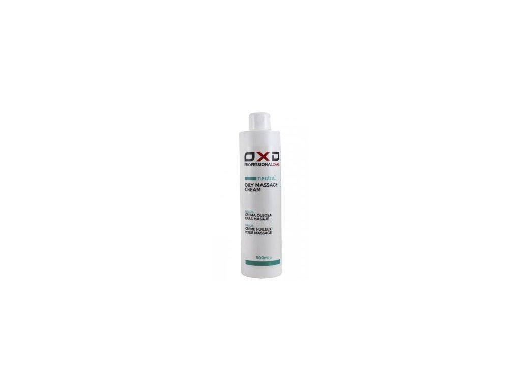 OXD masážny krémový olej - 500 ml