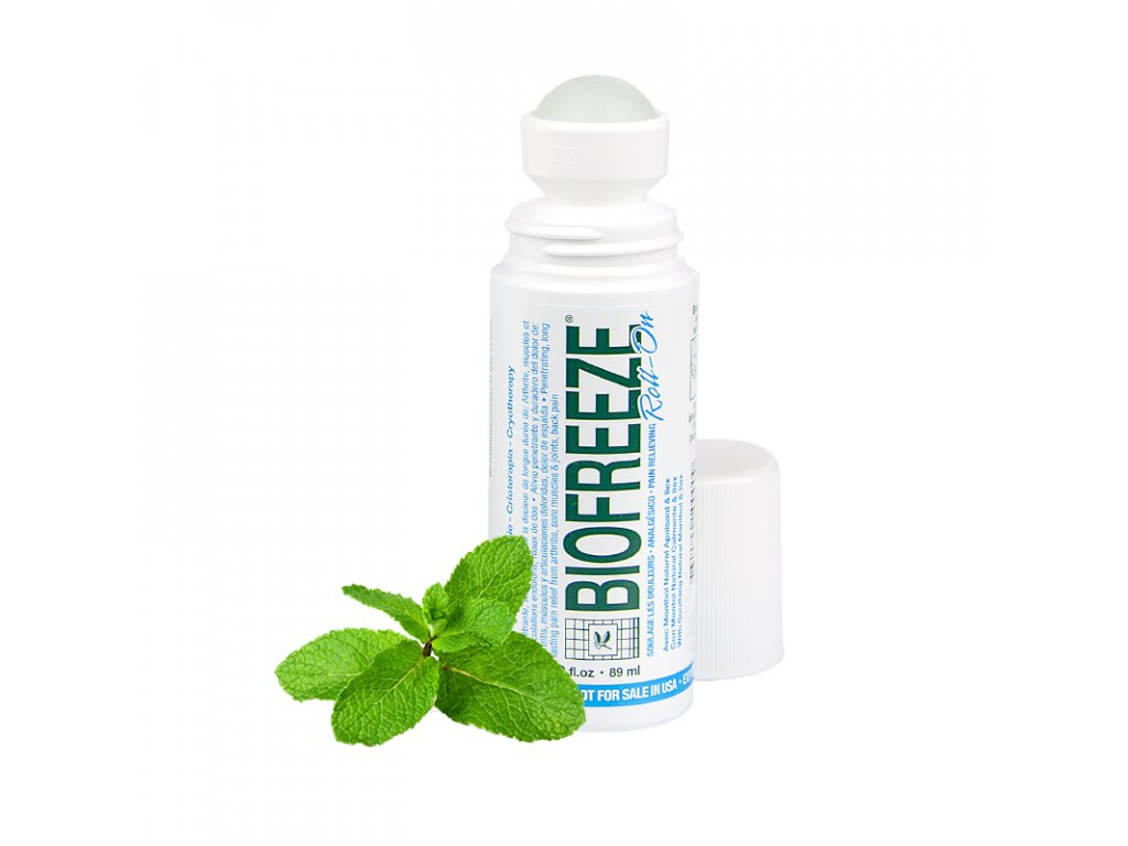 Biofreeze Roll On máta (1)