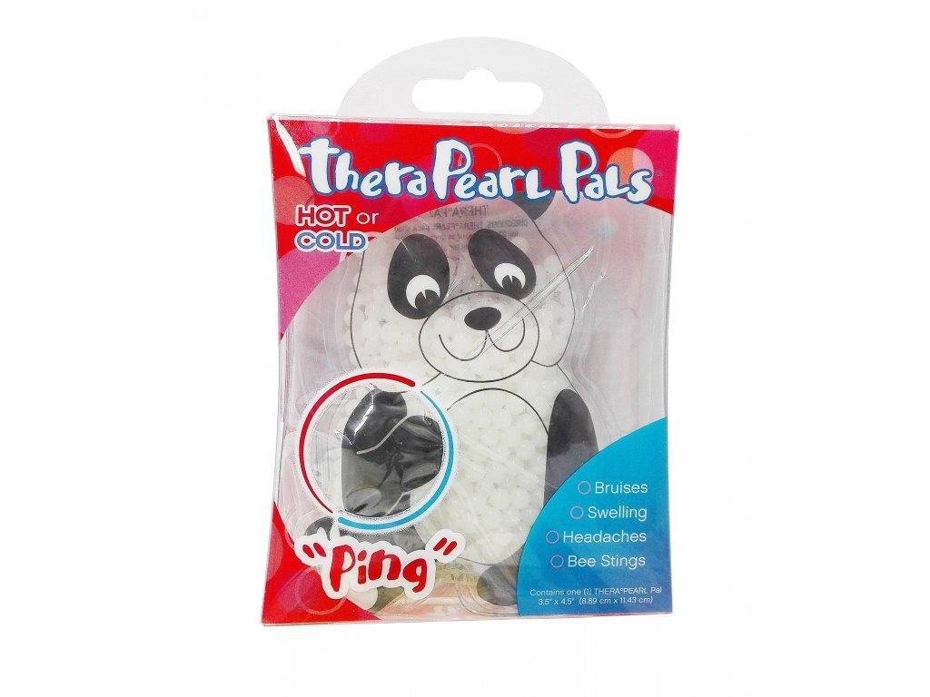 TheraPearl panda, chladivý,hrejivý sáčok