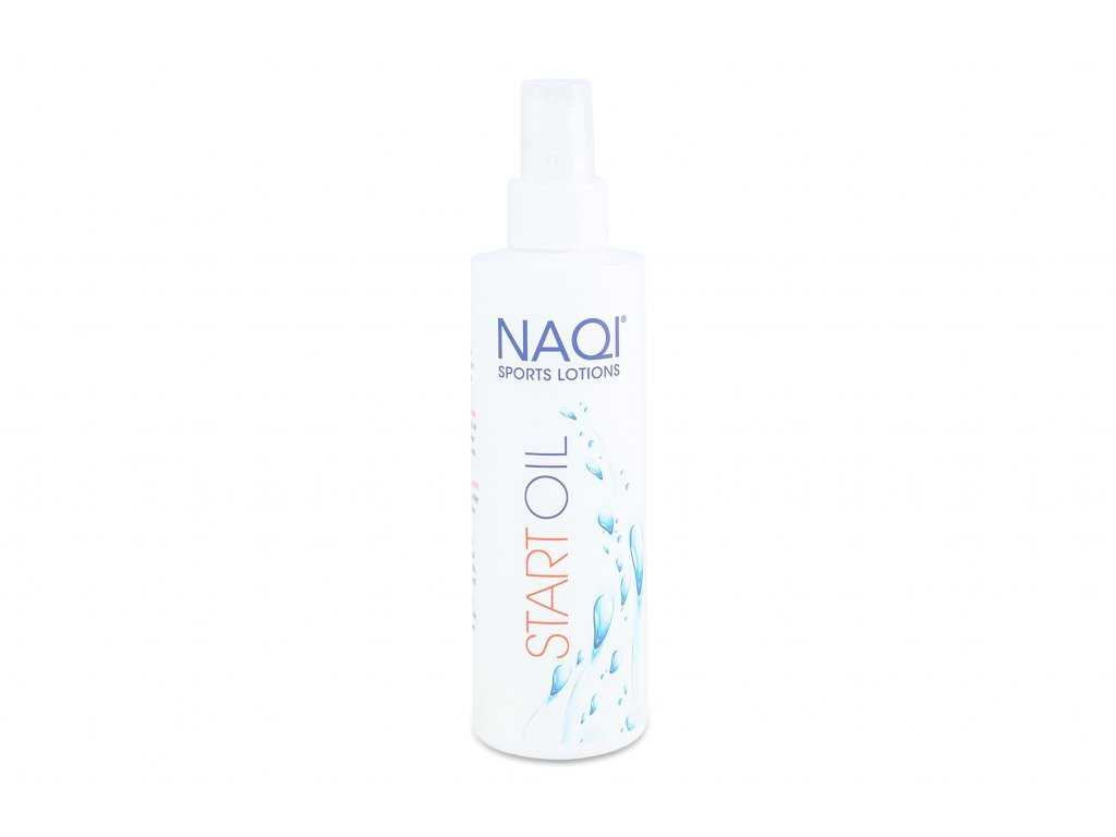 naqi start oil 200ml wellea.sk