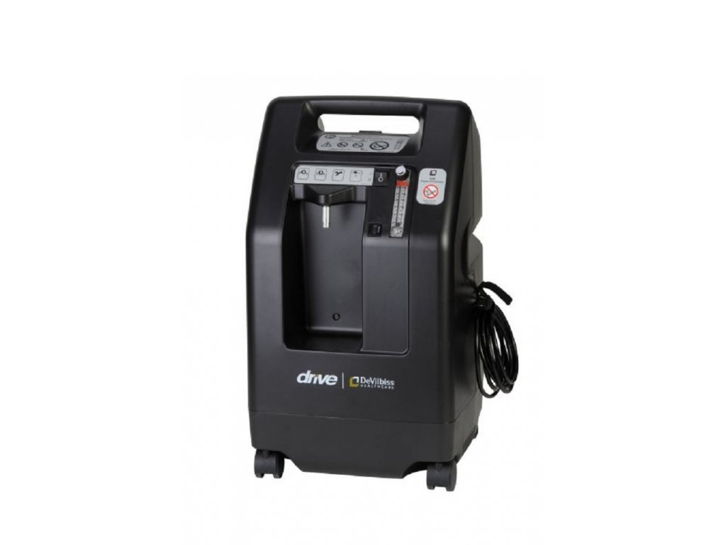 Kyslíkový koncentrátor DeVilbiss Compact 1025 wellea.sk