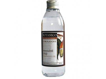 Botanico čokoládový masážny olej- 200 ml