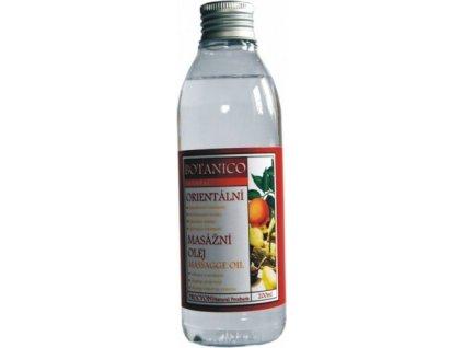 Botanico orientálny masážny olej - 200ml