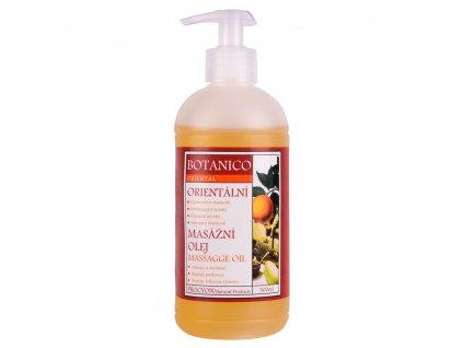 Botanico orientálny masážny olej 500ml