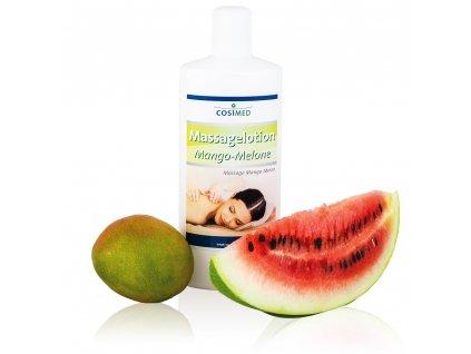 cosiMed masážna emulzia Mango a Melón - 1000 ml