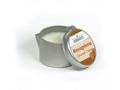 cosiMed masážna sviečka Karamel - 40 g
