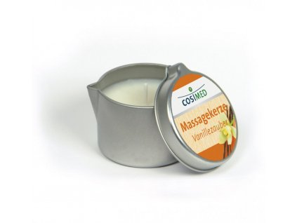 cosiMed masážna sviečka Vanilka - 40 g