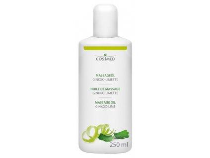 cosiMed masážny olej Ginkgo-Limetka - 250 ml