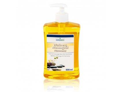 cosiMed wellness masážny olej Harmónia - 500 ml