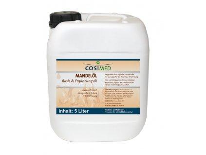 cosiMed základný olej Mandľa - 5000 ml