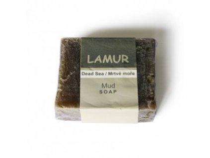 Minerálne bahenné mydlo z Mŕtveho mora