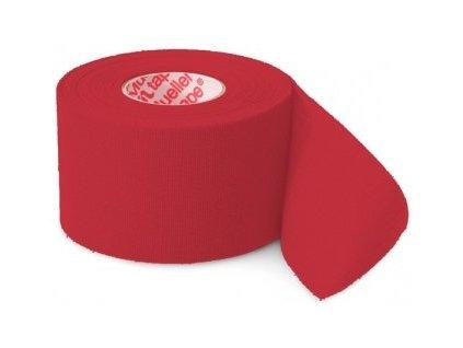 MUELLER MTape® Team Colors, fixačná tejpovacia páska 3,8cm, červená