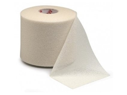 MUELLER MWrap® Colored, podtejpovacia molitanová páska béžová 7cm x 27,4m