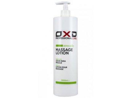 OXD masážna emulzia Avokádo - 1000 ml