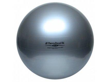 THERA-BAND gymnastická lopta 85 cm ABS, strieborná