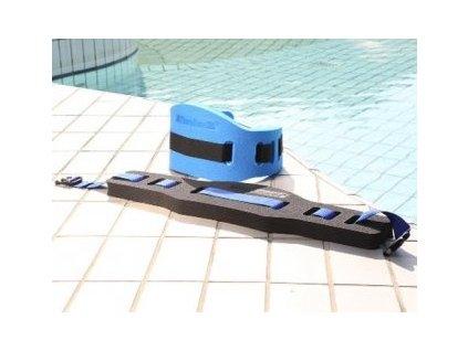 THERA-BAND plávací pás veľký, čierny, 210x780x40 mm