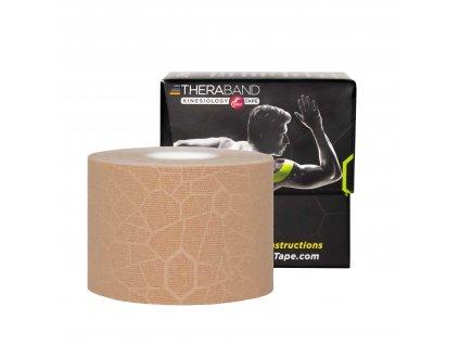 TheraBand™ Kinesiology Tape, béžová 5cm x 5m