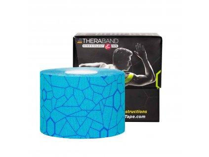 TheraBand™ Kinesiology Tape, modrá 5cm x 5m