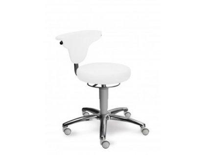 Zdravotnícka stolička s oporou chrbta 1251