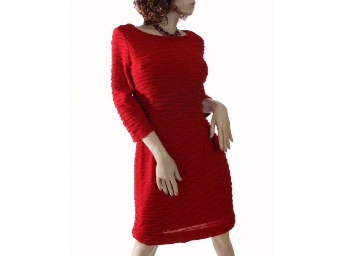 SANDRA DARREN dámské šaty červené