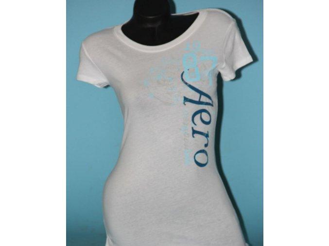 Aéropostale dámské tričko bílé s nápisem