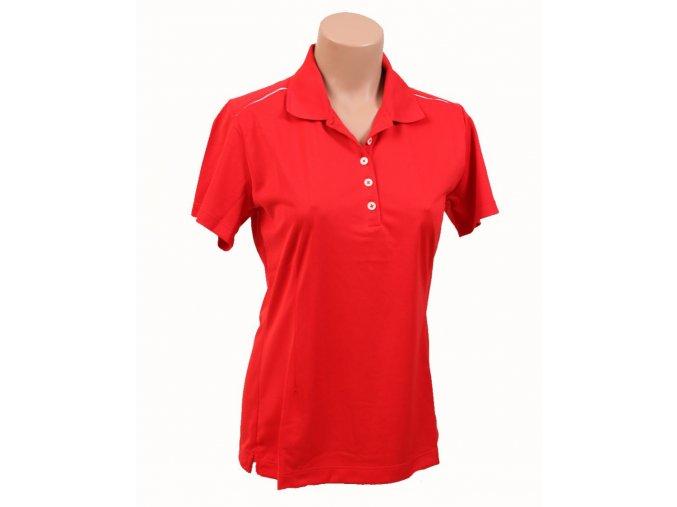 NIKE dámské tričko červené