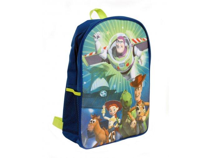 DISNEY Toy story dětský školní batoh modrý