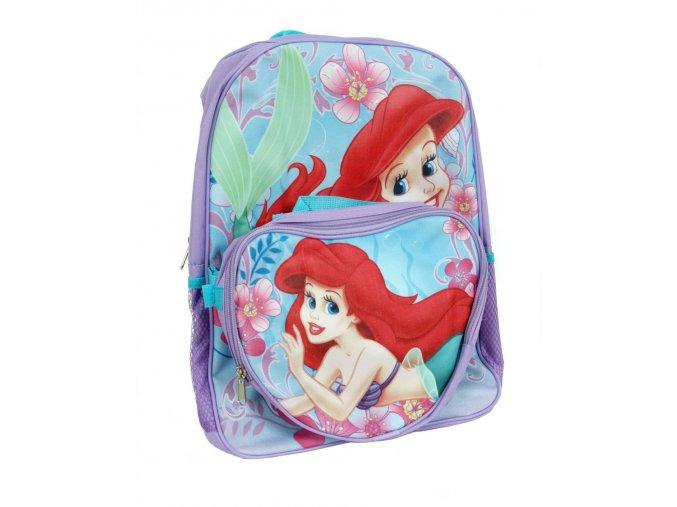 DISNEY dětský batoh s mořskou vílou Ariel