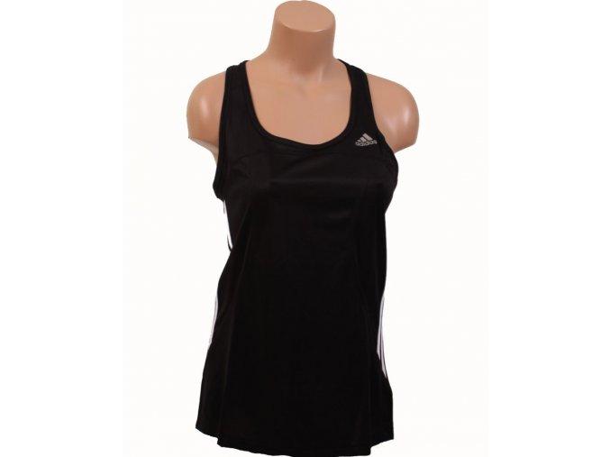Adidas dámské tílko černé