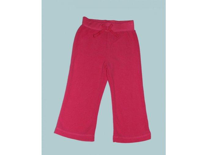 FADED GLORY dětské/dívčí kalhoty růžové