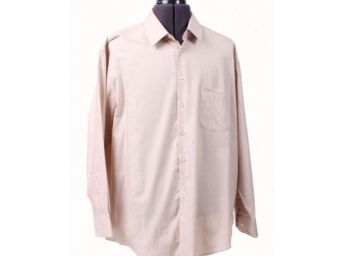 ALFANI pánská košile béžová