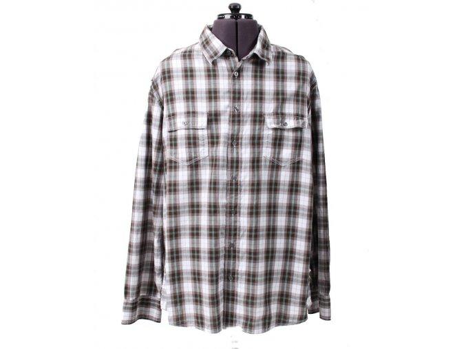 MOSSIMO pánská košile károvaná