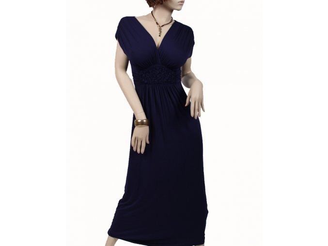 GILLI dámské šaty letní tmavě modré
