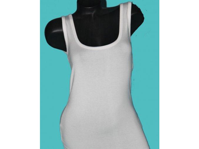 Y.YENDI dámské tričko bílé