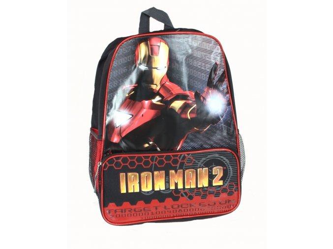 FAB.NY dětský/chlapecký batoh s obrázkem IRON MAN 2