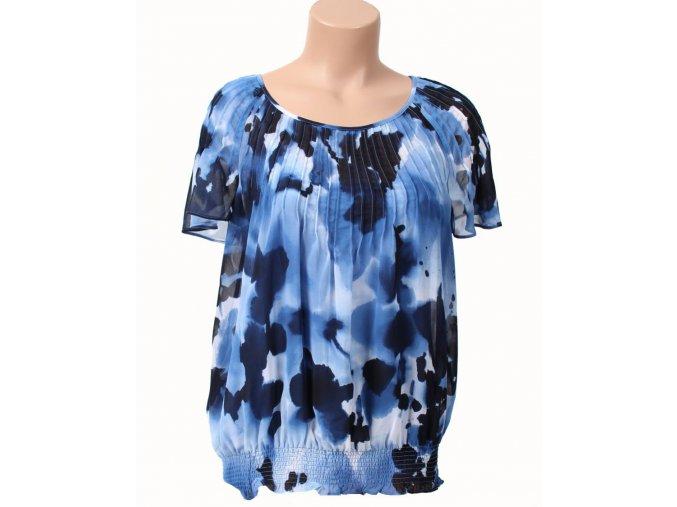 Calvin Klein dámská halenka modrá
