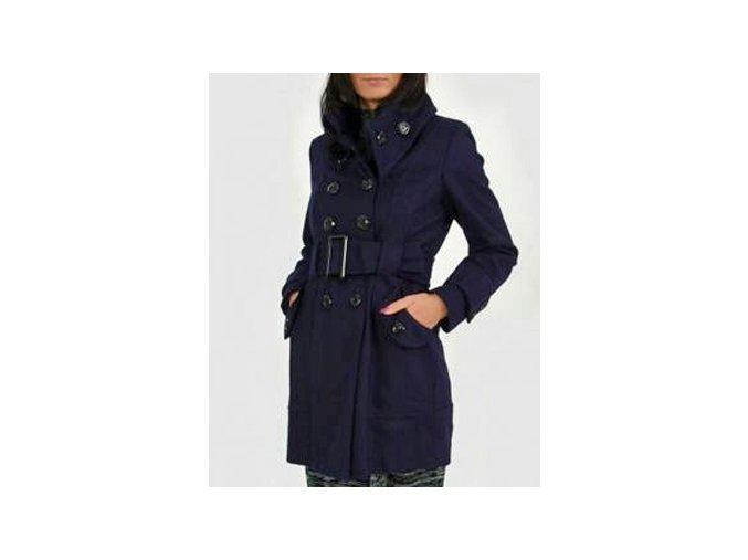 MISS SIXTY dámský kabát fialový