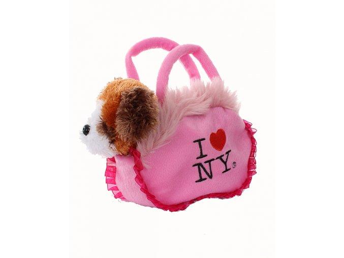 KIAT USA Inc. dětská kabelka s pejskem