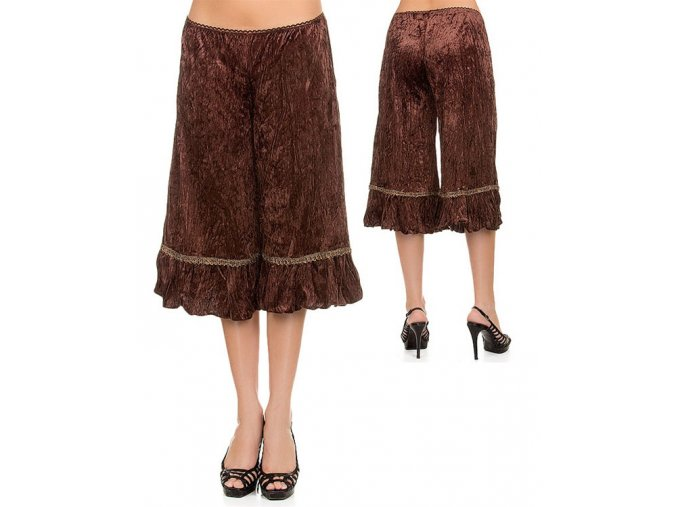 PEPPER dámská kalhotová sukně
