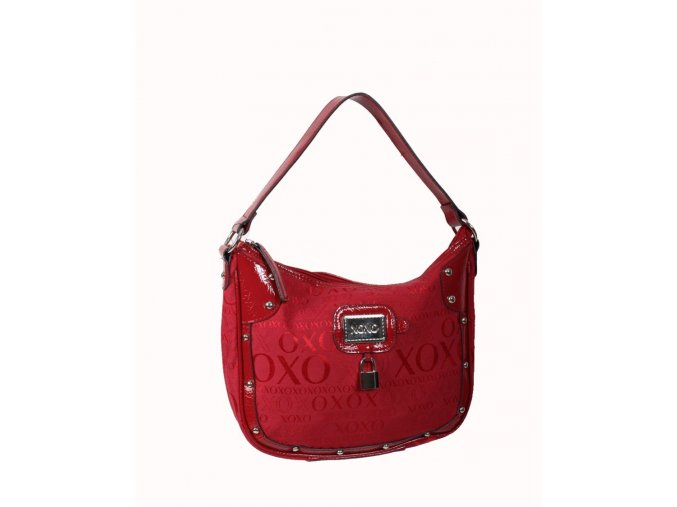XOXO dámská kabelka červená