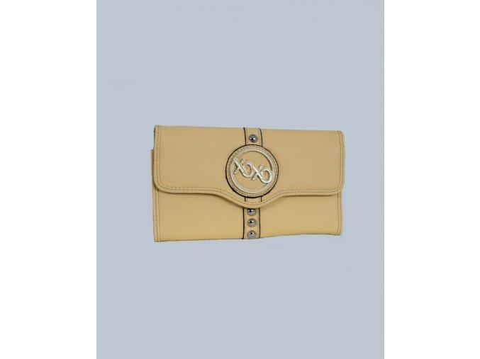 XOXO dámská peněženka žlutá