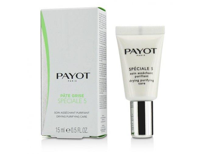 PÂTE GRISE SPÉCIALE 5 - Vysušující a purifikační gel na pupínky