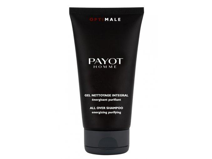OPTIMALE GEL NETTOYAGE INTÉGRAL - Sprchový šampon na tělo a na vlasy