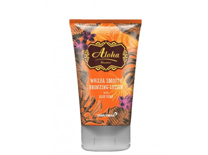HAWAIIANA ALOHA WAILEA SMOOTH BRONZING LOTION
