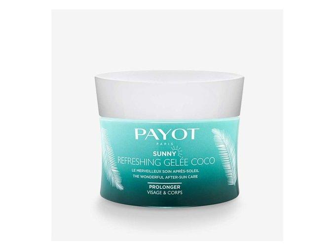 SUNNY PAYOT REFRESHING GELÉE COCO - Osvěžující kokosový gel po opalování