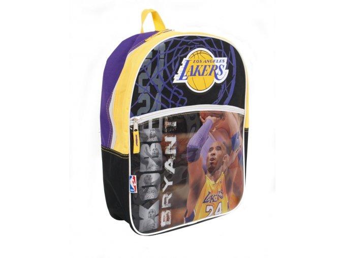 NBA dětský batoh s basketbalistou
